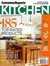 Consumer Reports Kitchen Planning & Buying Guide December 2015 185 Top Products