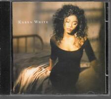 CD ALBUM 9 TITRES--KARYN WHITE--KARYN WHITE--1988