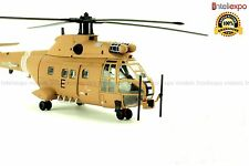 Westland Puma HC Mk1 1991 Military Helicopter Diecast Army Model New 1/72 No 39