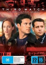 Third Watch Season 1 The Complete First Series One 1st (DVD, 2006, 6-Disc Set)