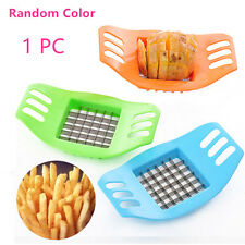 FRENCH FRY POTATO CHIP CUT CUTTER VEGETABLE FRUIT SLICER CHOPPER DICER HOT SALE!