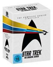 STAR TREK completa Serie TV NAVE SPAZIALE ENTERPRISE Captain Kirk 23 Box DVD