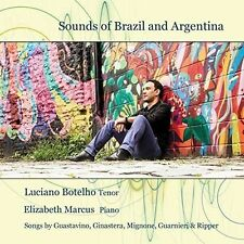 Sounds of Brazil & Argentina, New Music