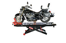 Motorcycle Lifter - Air Operated