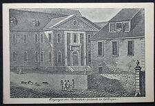 Göttingen, Eingang in das Bibliotheksgebäude, Bibliothek