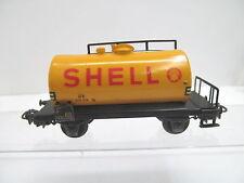 MES-49073 Märklin H0 Kesselwagen DB 599 304 Shell mit Gebrauchsspuren,Kratzer,