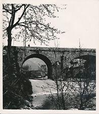 SOSPEL c.1935 -  Le Pont neuf et le Vieux Pont Alpes-Maritimes - Div 7563