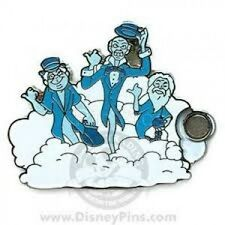 Disney Pin: Where Dreams Come True - Mystery Pin Collection (Hitchhiking Ghosts)
