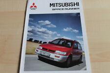 137584) Mitsubishi Space Runner Prospekt 04/1992