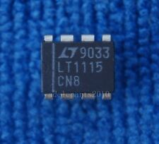 5pcs LT1115CN8 LT1115 Ultra-Low Noise, Low Distortion, Audio Op Amp
