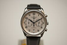 Longines The Master Collection Chronograph, L2.629.4, automatic men's watch