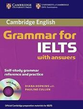 Cambridge Grammar for IELTS Student's Book with Answers and Audio CD Cambridge