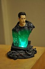 Matrix Neo Gentle Giant Light Up Bust #1228 out of 2000 Missing Box