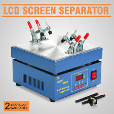 LCD Screen Repair Screen Separator Machine Plate Glass Removal For iPhone Galaxy