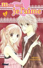 Collection complète de mangas Mais moi je l'aime - Tomes 1 et 2 - Glénat Manga