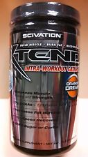 Scivation  Xtend Intra-Workout Catalyst - 30 Servings - Orange Dream MAY 2018