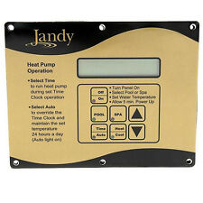 Jandy Air Energy AE-Ti  7 Gold Button Heat Pump Board  R3001300 Control Board