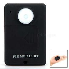 New Remote Wireless PIR Sensor Motion Detector Alarm Alert GSM Monitoring MSUK