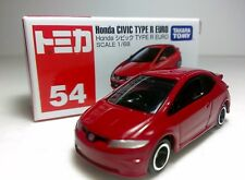 Tomica Takara Tomy Red Honda Civic Type-R Euro Die Cast Scale 1:68 Brand New