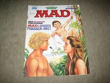 MAD Heft Nr. 144: MAD großes Phrasen-ABC, 36 Seiten, deutsch