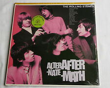 ROLLING STONES The Alternate Aftermath - OOP Ltd edition GREEN Wax LP SEALED !!