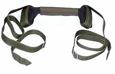 CARRYING STRAPS WITH HANDLE GENUINE ARMY SURPLUS long strong luggage transport