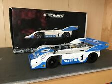 1/18 MINICHAMPS Porsche 917/10 Interseries Champion 1973