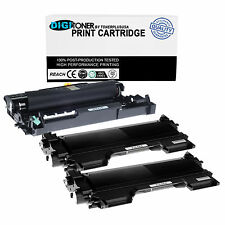 2x TN450 Toner + 1x DR420 drum For Brother DCP-7065DN MFC-7360N 7460DN 7860DW