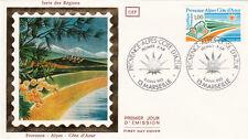 Enveloppe 1er Jour MARSEILLE 08/01/1983 région PACA timbrée