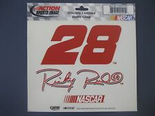 "RICKY RUDD #28 STATIC CLING 5""x 6"" NEW ACTION SPORTS IMAGE"