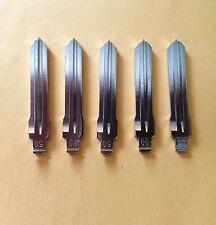 hyundai Flip key key blade blank suit for aftermarket flip key right blade