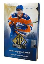 2015-16 Upper Deck SP Authentic Hockey Hobby Box