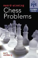 Official Mensa Puzzle Book: Award-Winning Chess Problems by Burt Hochberg...