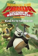 Kung Fu to the Rescue! (Kung Fu Panda TV)