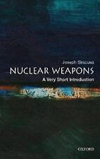 Nuclear Weapons: A Very Short Introduction, Siracusa, Joseph M., Acceptable Book