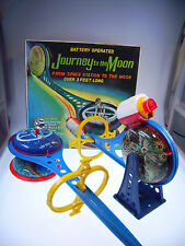"GSR ROBOT ""JOURNEY TO THE MOON""  von Y, SPACEBAHN ! NEU / NEW / NEUF IN BOX !"