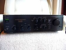 AMPLIFICATORE audiofilo Sony ta-f450esd con Phono MM/MC STADIO * MADE IN JAPAN *