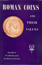 ROMAN COINS AND THEIR VALUE - SEABY'S NUMISMATIC PUBLICATIONS - 1964