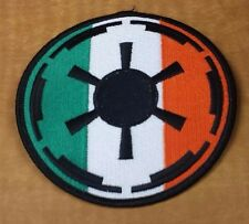 Star Wars Irish Flag Imperial Cog Patch