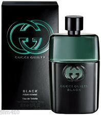 jlim410: Gucci Guilty Black for Men, 90ml EDT cod ncr/paypal