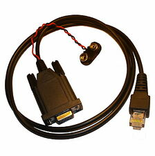 Motorola MCX1000 Replacement RS-232 Programming Cable