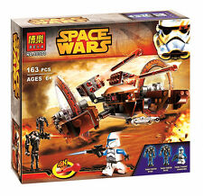 Star Wars Building Blocks Toys Attack of the Clones Hailfire Droid Exclusive Toy