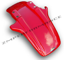 NEW HONDA ATC250R 85 - 86 PLASTIC FIGHTING RED OEM COLOR FRONT FENDER