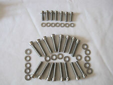 BMW R1200GS & Adventure, R1200RT, R1200R , front engine stainless screwS . TORX