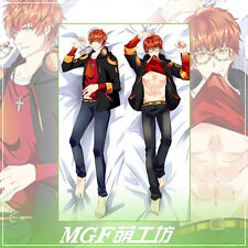 Game Mystic Messenger Luciel Choi Hugging Body Pillow Cover Case (US Seller)