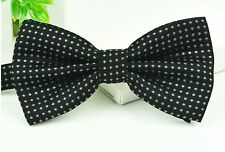 Men's fashion butterfly adjustable dot wedding party business formal Bow Tie