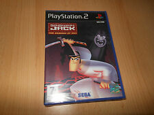 Samurai Jack (PS2) NEW SEALED