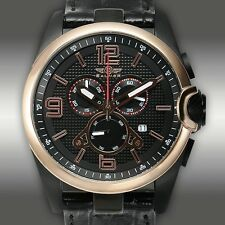 Balmer Men's Veyron Brand New Swiss Made Chronograph Watch - List $1,799