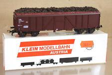 KLEIN MODELLBAHN SoSe91/95 NSB OFFENER GÜTERWAGEN MINERAL WAGON 005-6 ni