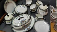 ANTIQUE NORITAKE CHILDS DISHES  27pc,CHINA,COLLECTIBLE,PORCELIAN,GLASS,VINTAGE